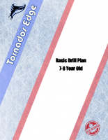 Basic Drill Plan for 7-8 Year Old