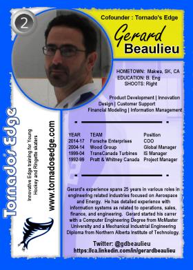 Gerard Beaulieu, COO