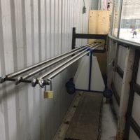 Secured Storage Example