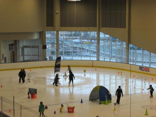 CanSkate@School in Edmonton